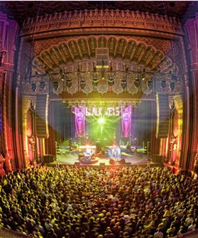 Top Five Live Music Venues In London: The Best Live Music Venues In San Francisco