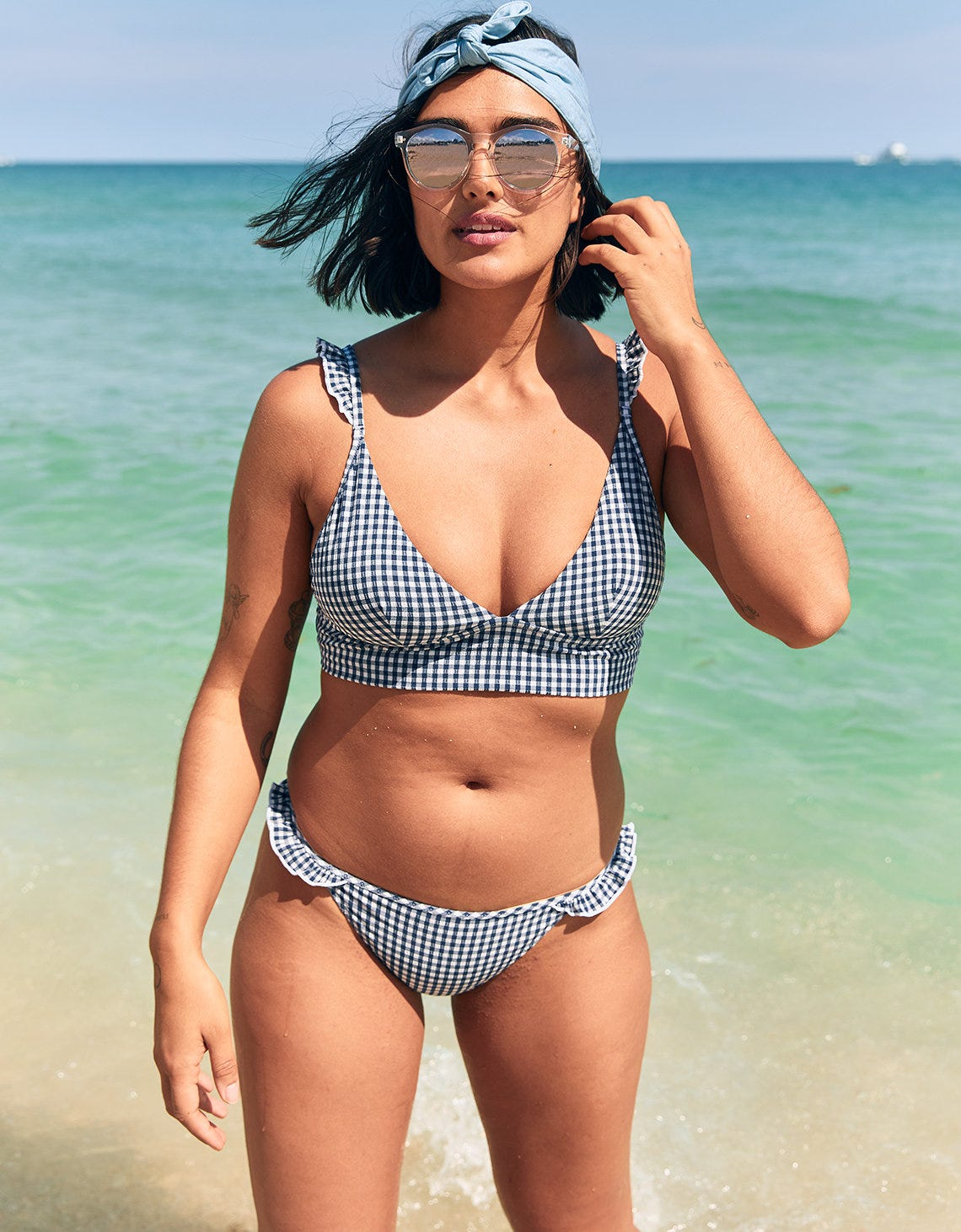 9fa5e0b80f Supportive Bikinis & Swimsuits For Women With Big Busts