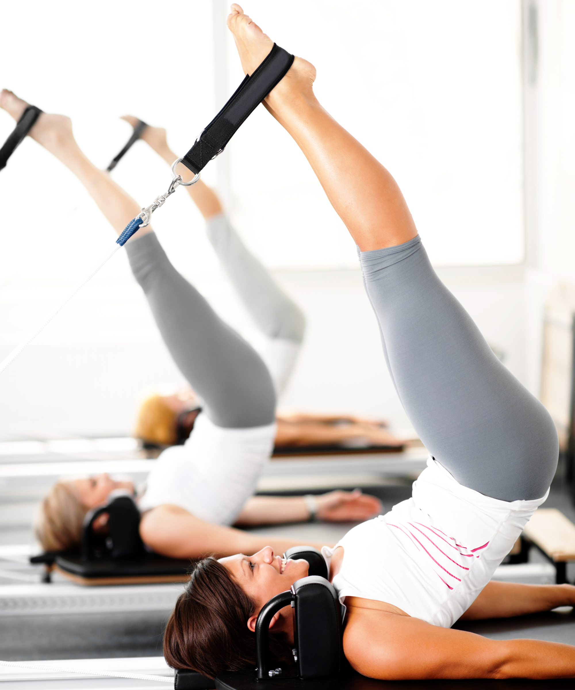 How To Use Pilate Reformer Workout Machine For Exercise