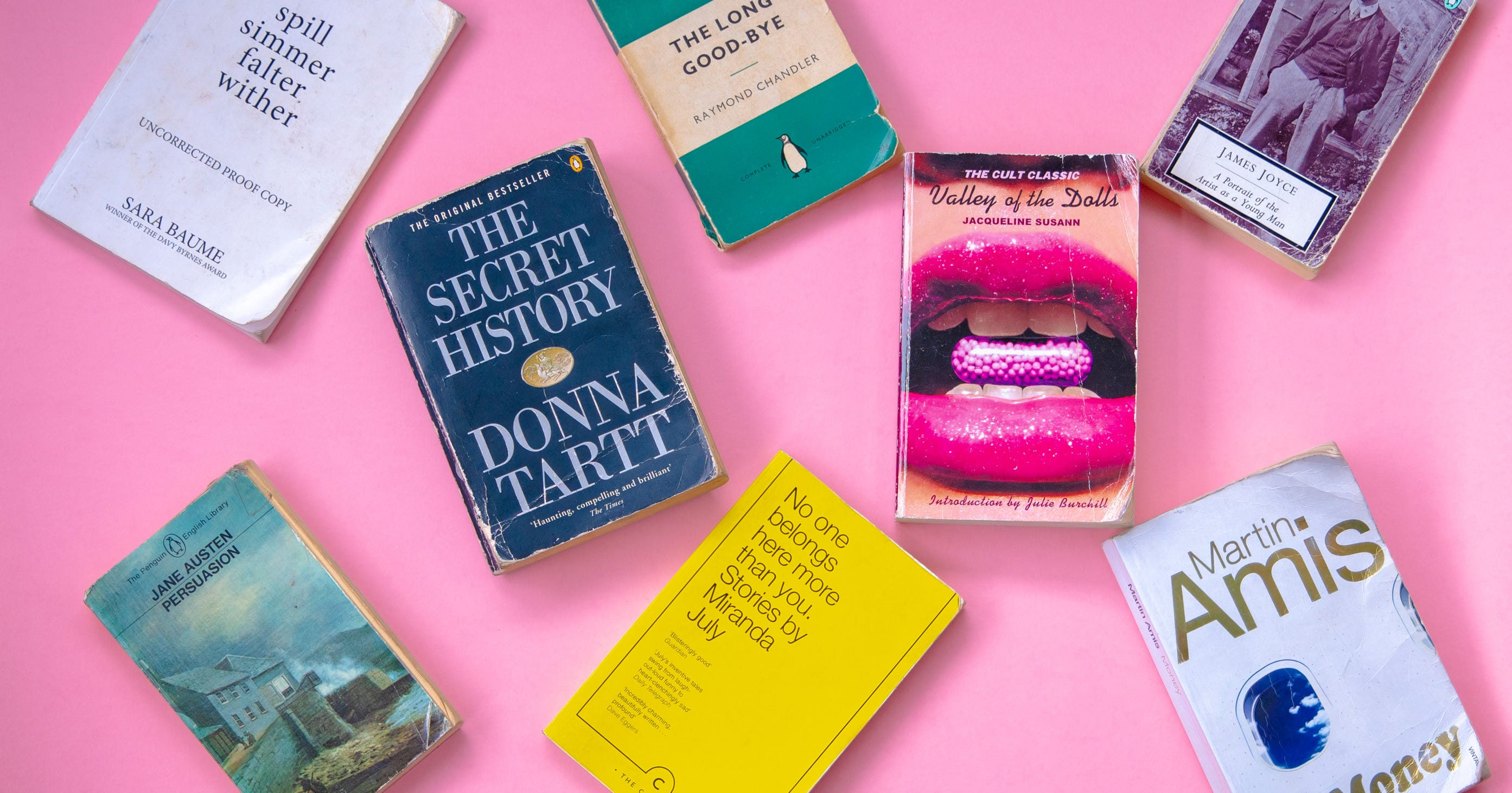 R29's Best Loved Books – & Why We Keep Going Back To Them
