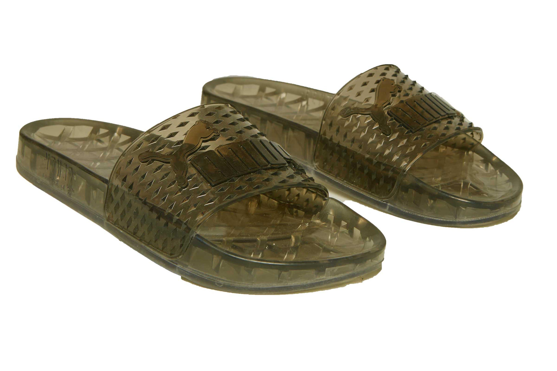 separation shoes e6ea4 c26d1 Rihanna Fenty Puma Jelly Sandals New Shoe Summer Colors