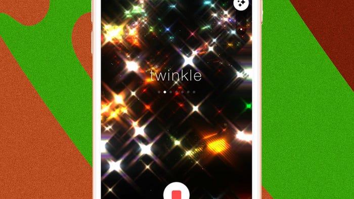 How To Use Kira Kira Instagram Sparkle App