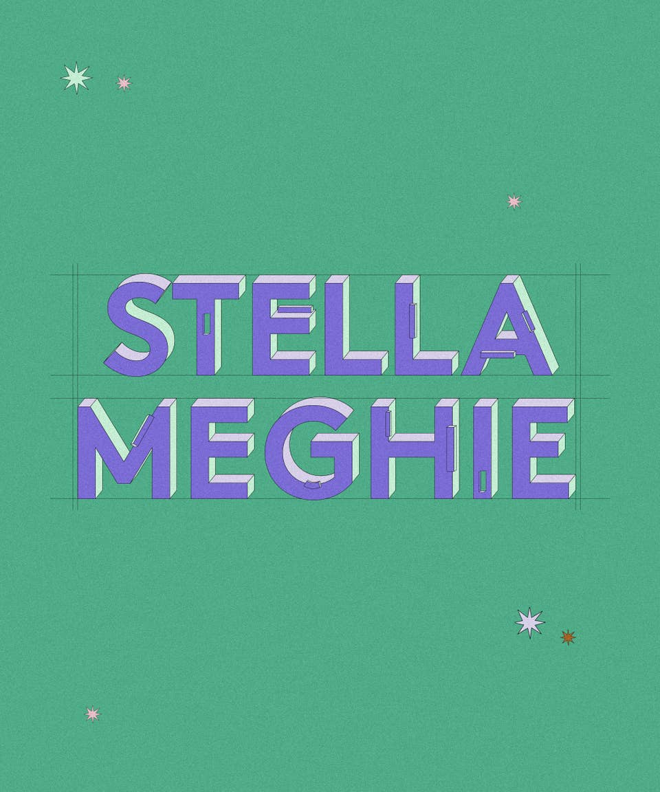 Graphic of the name Stella Meghie