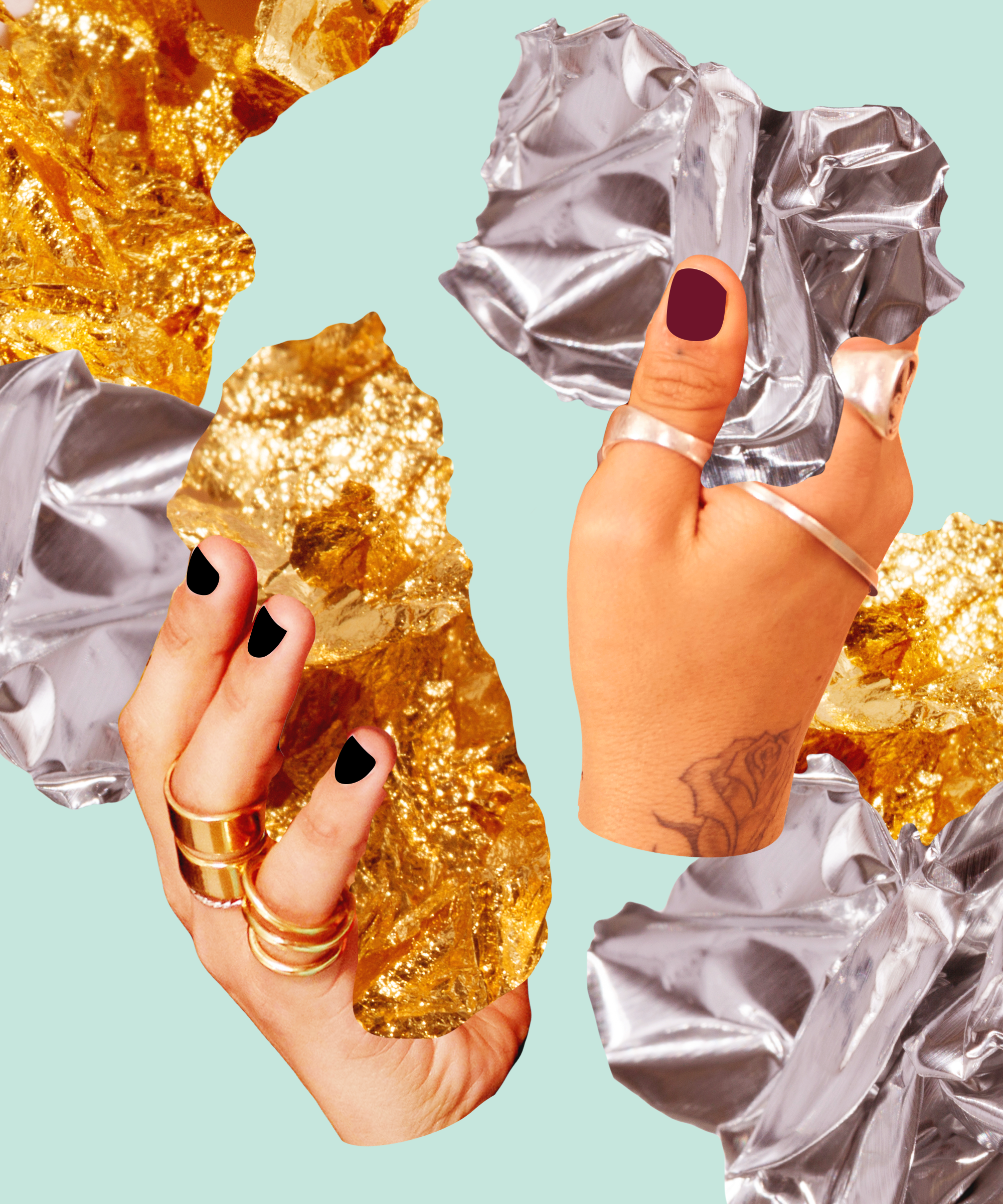 What Your Choice Of Gold Or Silver Jewelry Says About You