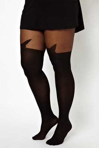 ebfd900e7e6 Plus-Size Tights - Where To Buy Cute Hosiery