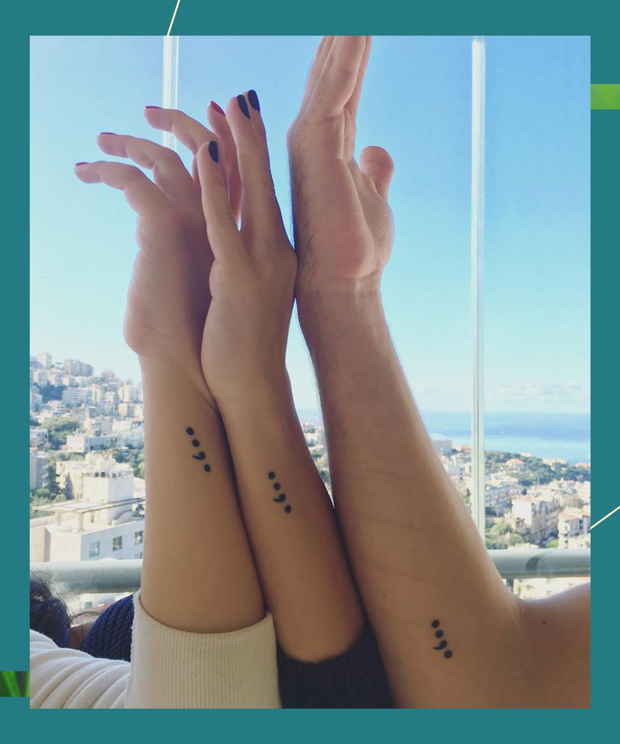 Best Family Tattoo Ideas & Designs That Are Not Tacky
