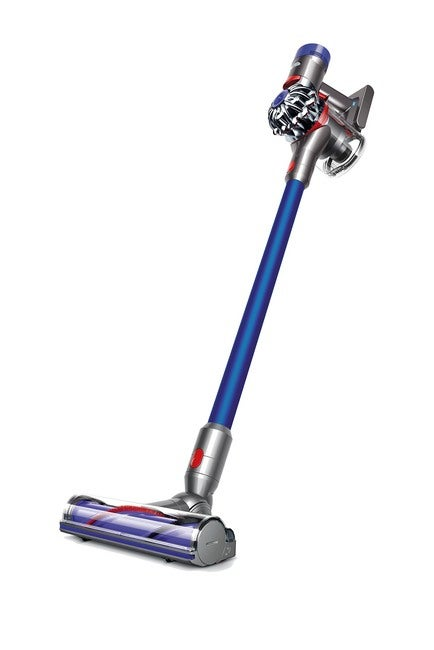 Dyson Iron Blue V8 Total Clean Refurbished