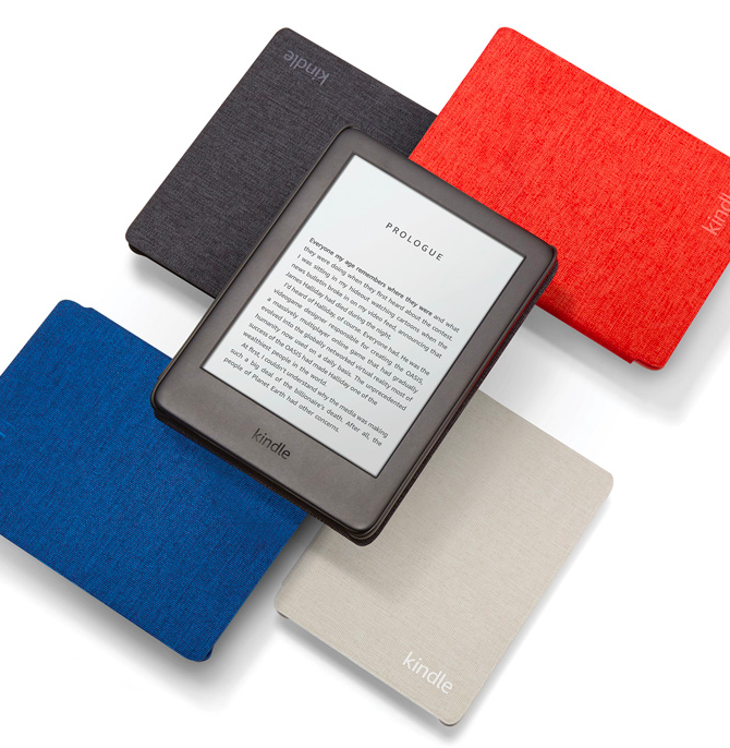 All-new Kindle - Now with a Built-in Front Light - White - Includes Special  Offers + Kindle Unlimited (with auto-renewal)