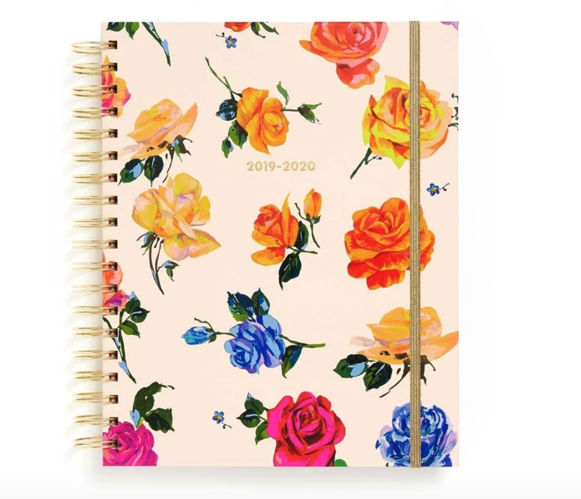 Large 17-Month Academic Planner