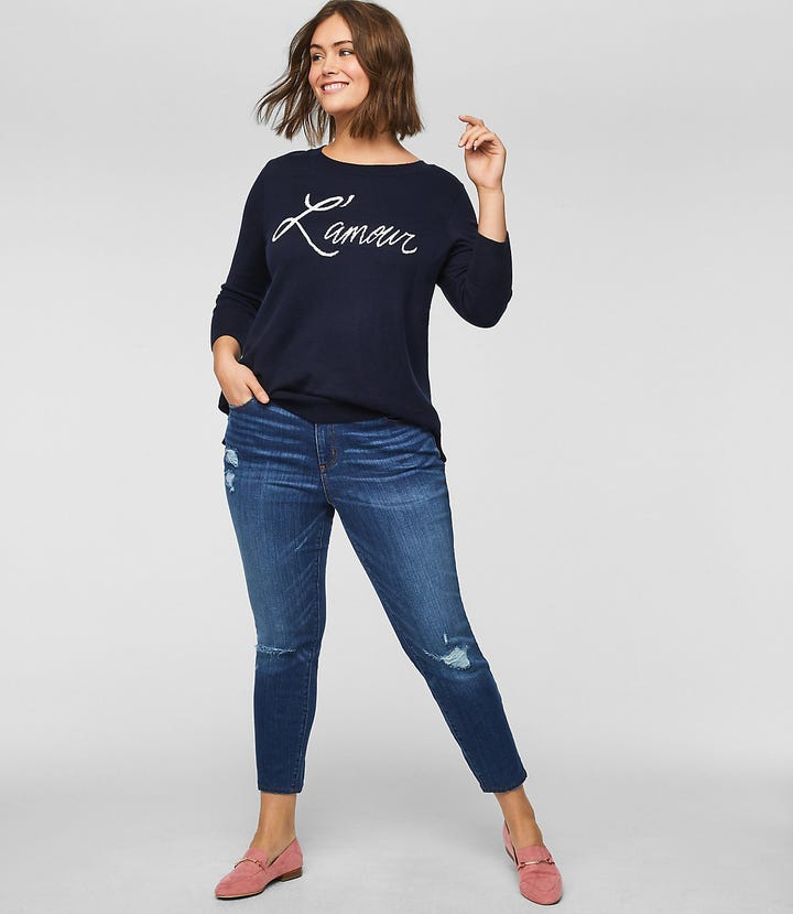 Loft Launches First-Plus Size Collection, Cute Styles