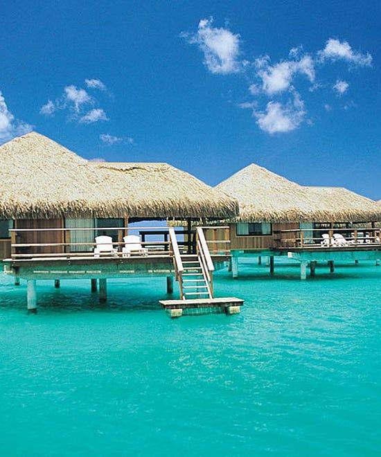 Rental Rentals: Overwater Vacation Bungalow Rentals