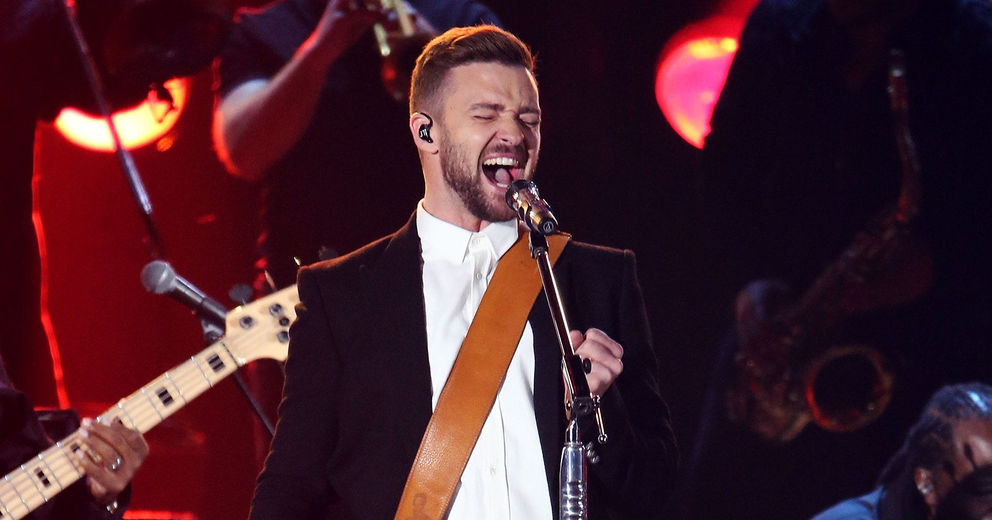 Justin timberlake 2015 cma performance drink you away for Tennessee whiskey justin timberlake