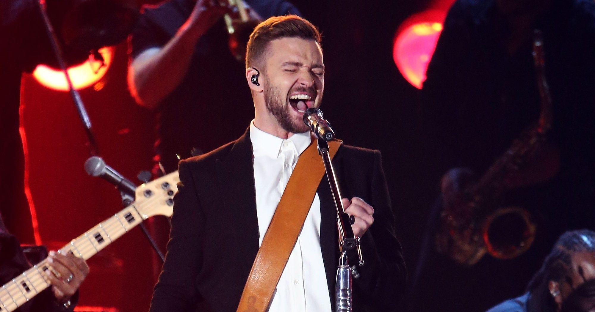 Justin Timberlake 2015 Cma Performance Drink You Away