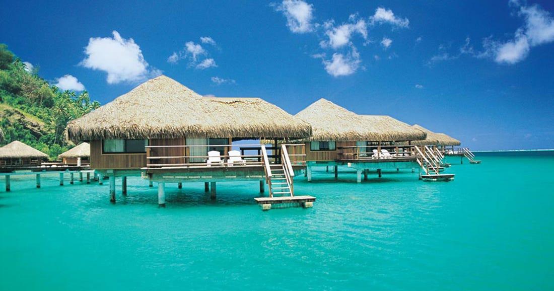 Overwater Vacation Bungalow Als