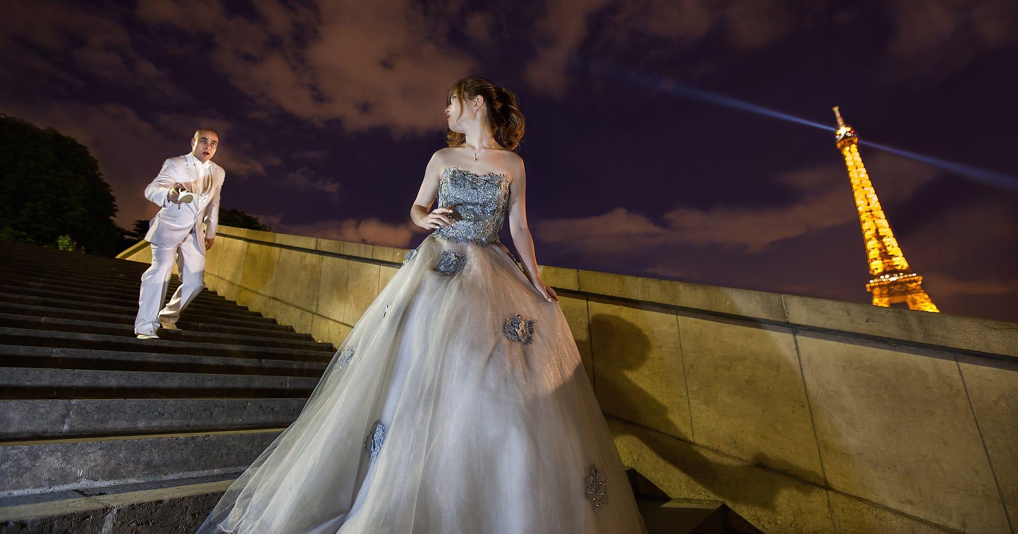 Disney Wedding Inspiration Photos