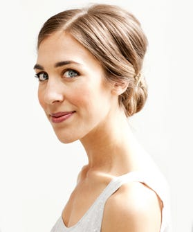 Wedding Hairstyles Diy: Bridal Hair How To And DIY Tips