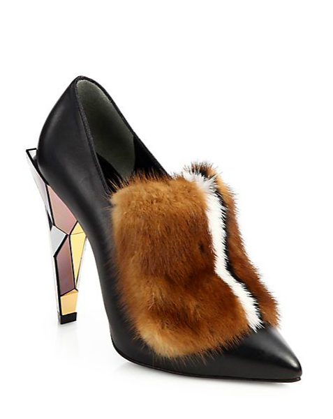ed8d2fae01e1 Fashion Week Shoes - Winter Heels