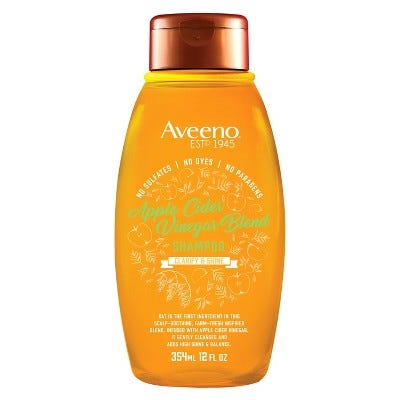 Aveeno + Apple Cider Vinegar Blend Shampoo