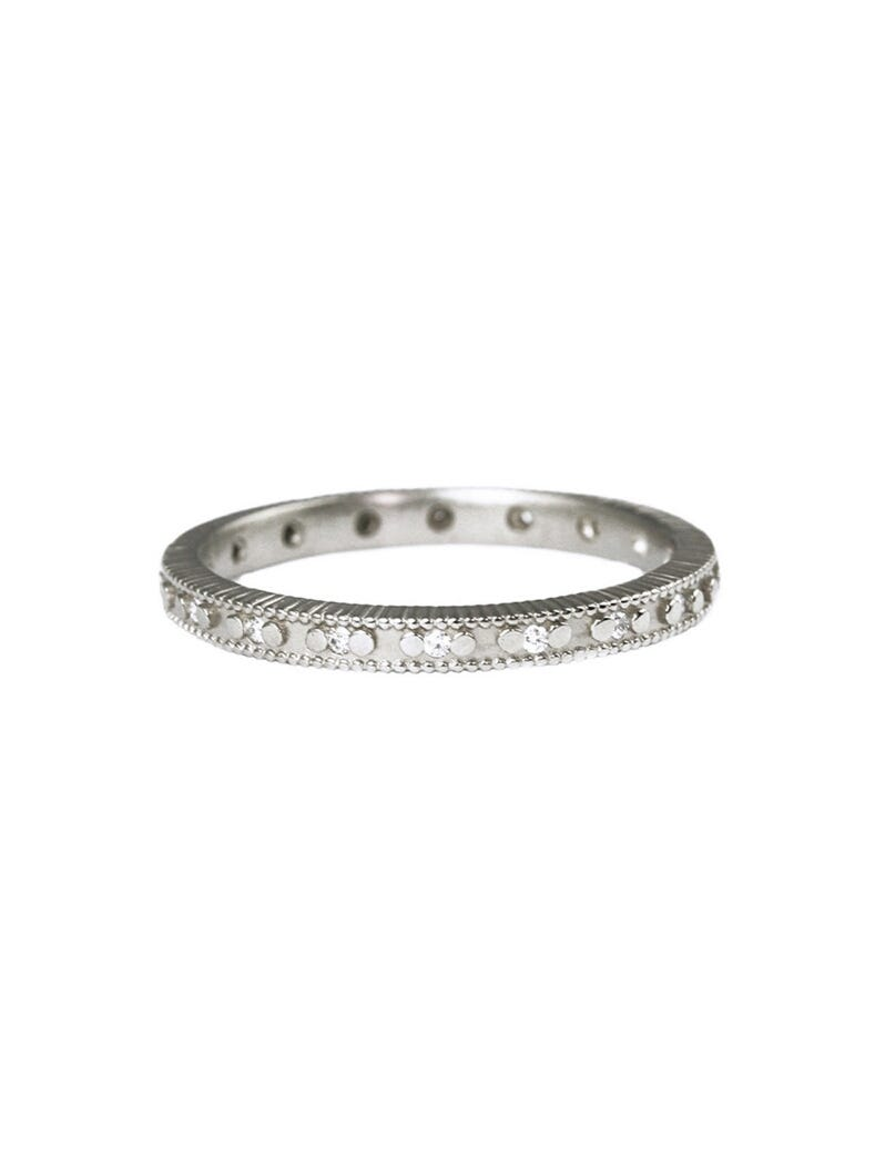 Eternity Bands Rings For Stacking Like Meghan Markle