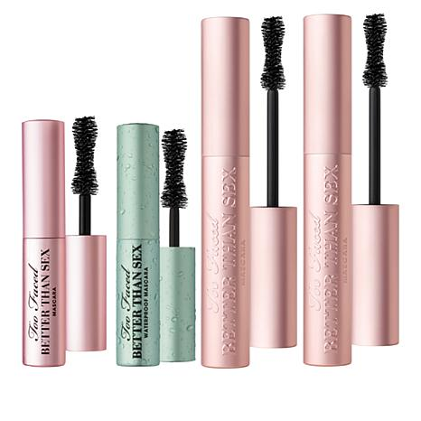too faced better than sex mascara uk in Seattle
