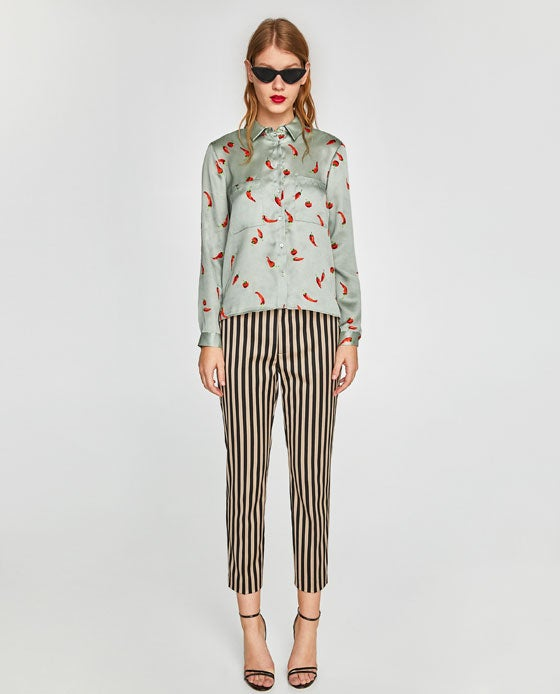 02c3e58f Zara Spring 2018 Collection Photos, Best Looks Outfits