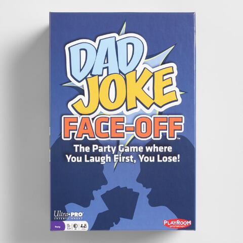 Dad Joke Face Off Party Game