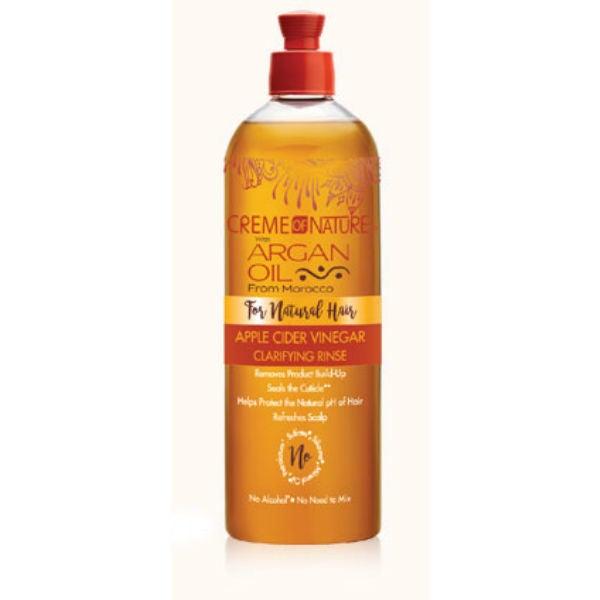Creme of Nature + Argan Oil Apple Cider Vinegar Clarifying