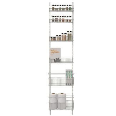 Org Premium Over The Door Steel Frame Pantry Organizer