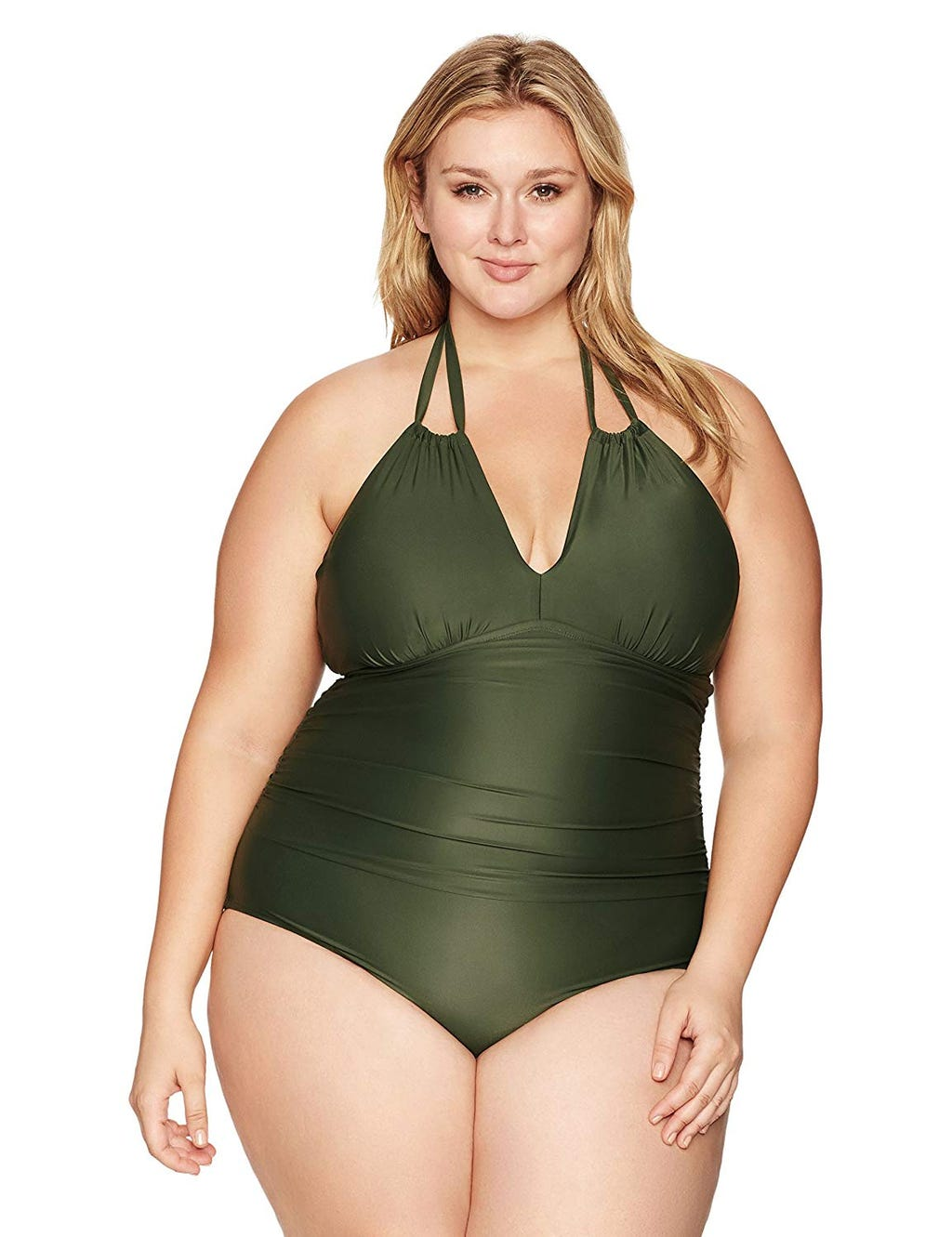 Amazon Queen Bleu best swimsuits on amazon - highest rated cheap swim