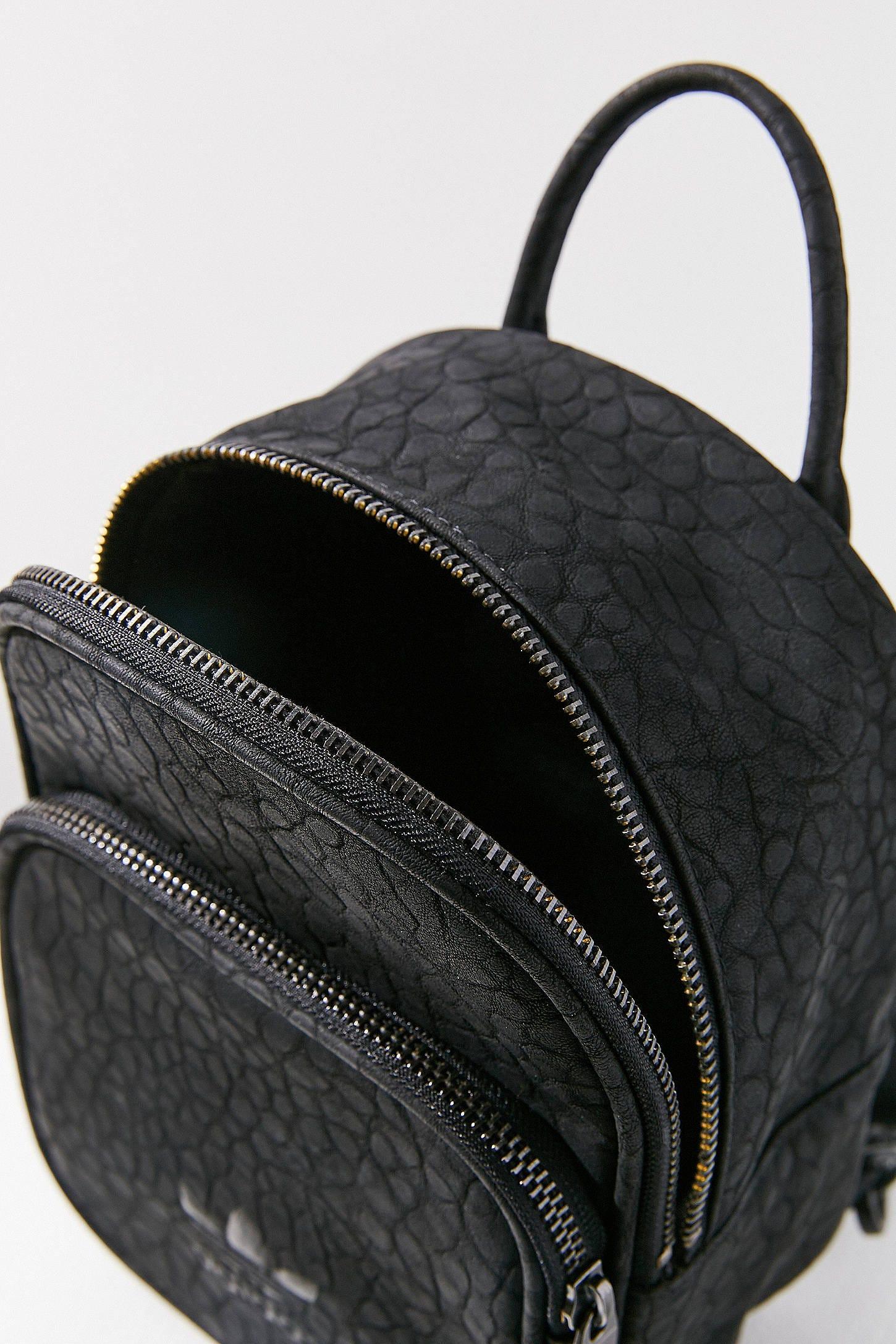 Adidas Classic Mini Faux Leather Backpack