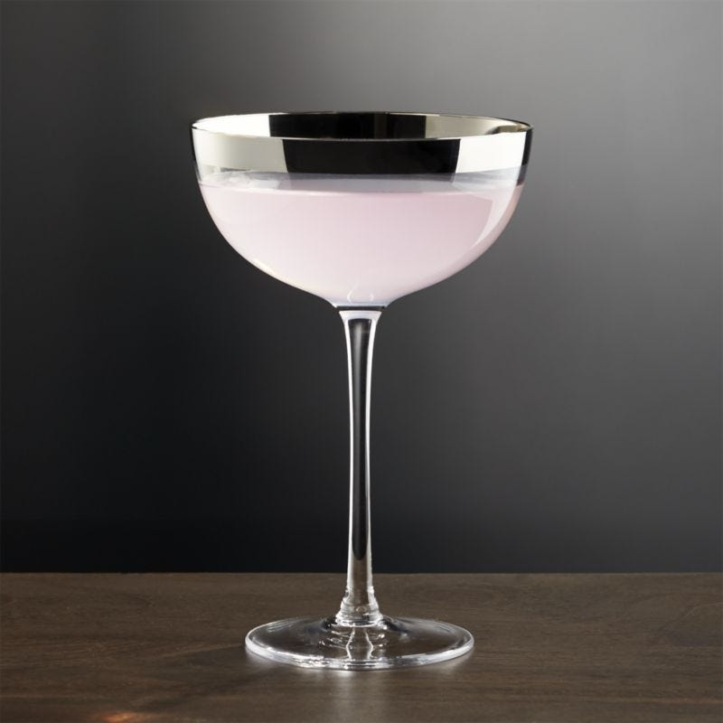 Pryce Coupe Glass