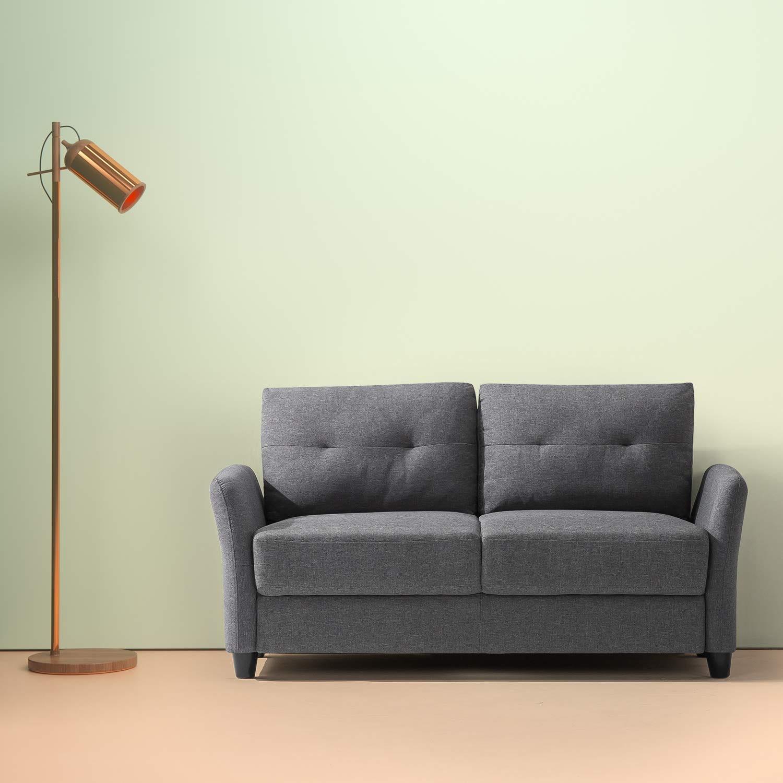 Tremendous Ricardo Contemporary Upholstered Loveseat Uwap Interior Chair Design Uwaporg