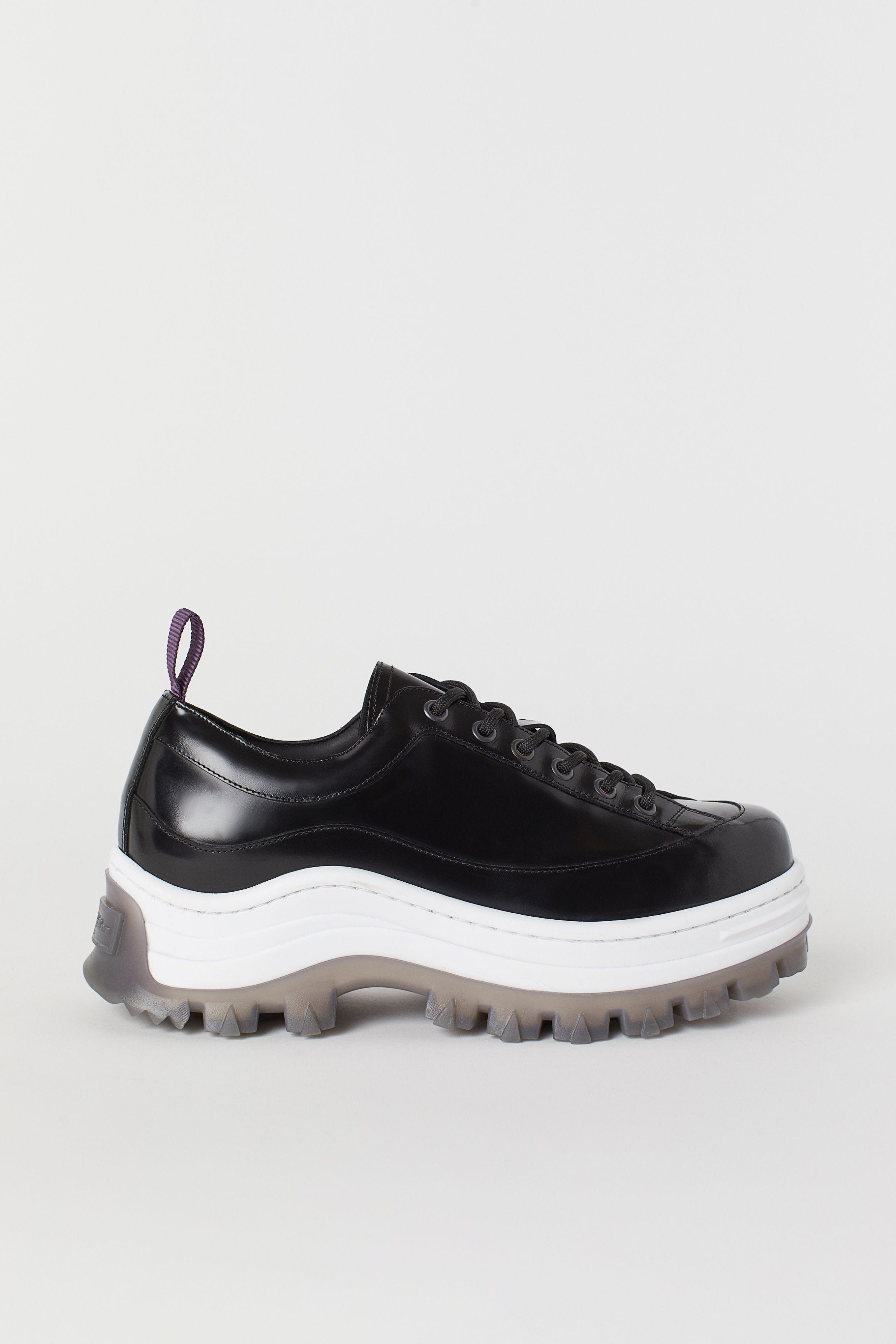 H\u0026amp;M x Eytys + Leather Sneakers